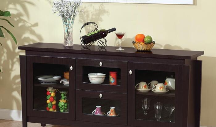 Гид по мебели: буфет и сервант для кухни или столовой