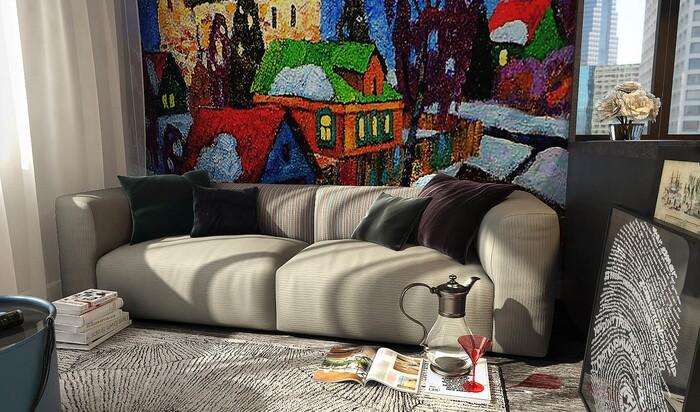 Мебель, экономящая пространство: решение для маленьких комнат