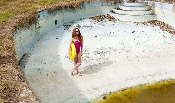 Когда приходит время избавиться от старого бассейна?
