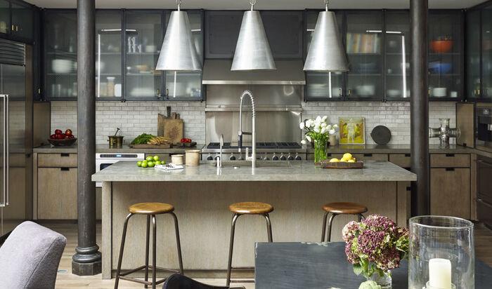 Сочетание плитки на кухне: 8 самых свежих и простых способов изменить пространство