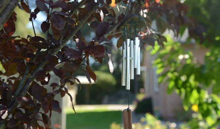 Как привнести принципы феншуя в ваш сад?