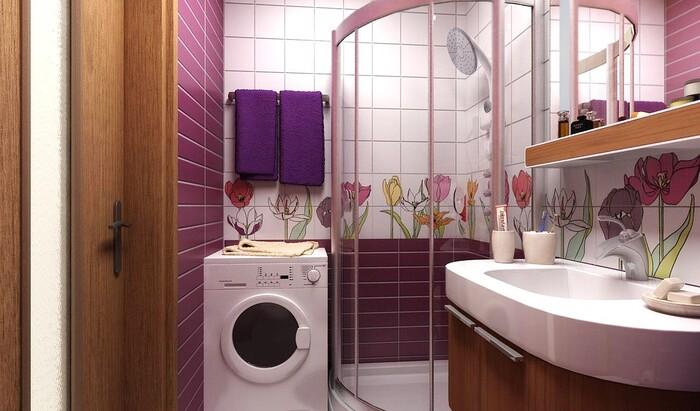 7 идей для оформления небольших ванных комнат