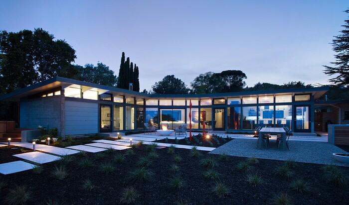 Гид по архитектуре и дизайну: современный стиль середины 20-го века