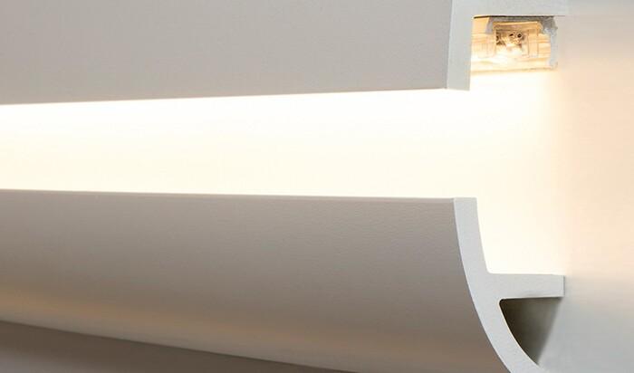 Скрытое освещение в доме: как наполнить дом светом, не рассеивая внимание