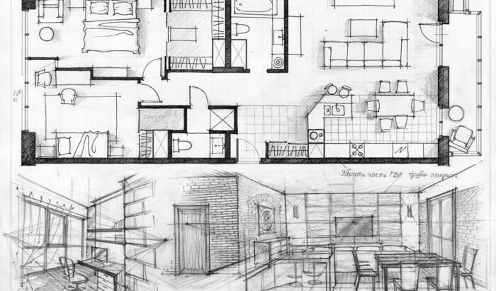 Оптимальные размеры комнат в частном доме