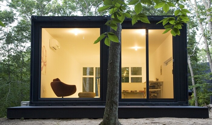 Дома из контейнеров: как выглядит современная индустриальная архитектура?