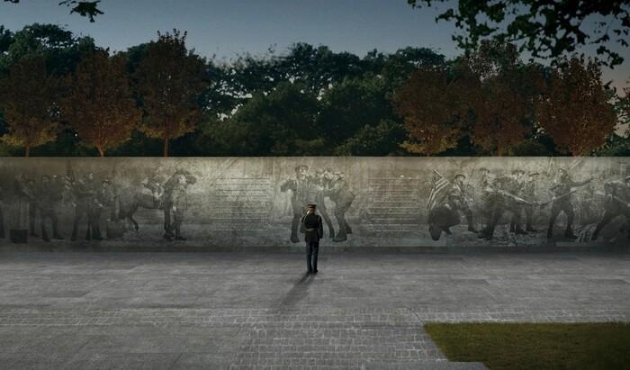 Найти свое место в истории: Джо Вейшаар и его дизайн в память о Первой Мировой
