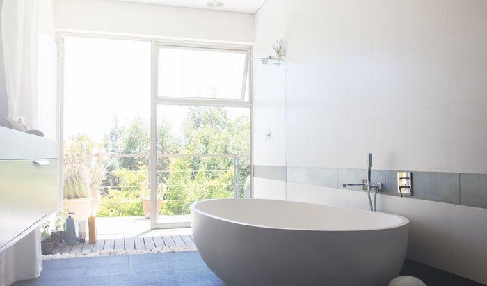Ванны разных форм: 10 вариаций для ванной комнаты