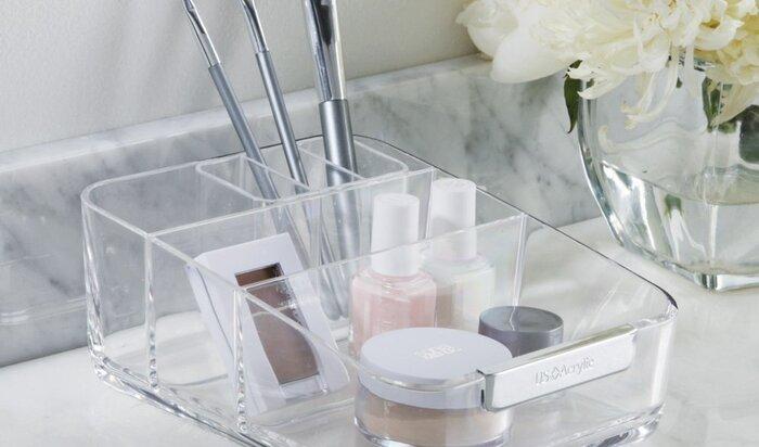 Как организовать косметику: 10 способов красиво оформить бьюти-продукты