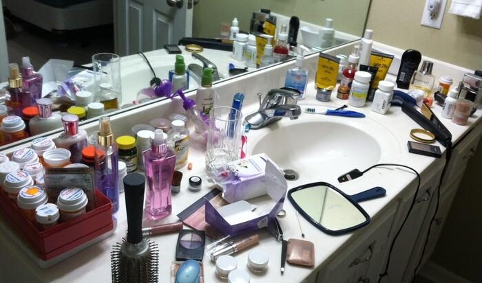 Организация хранения в ванной: 6 советов против беспорядка