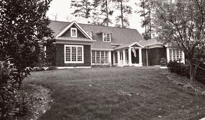 Как изменились дома в США с 1950-х годов?