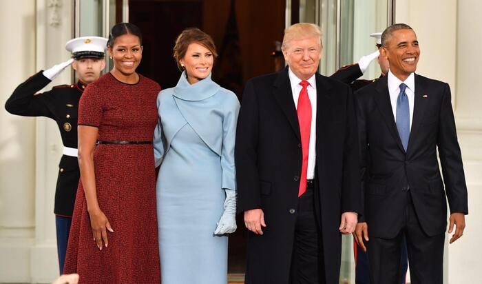 Как изменился Овальный кабинет с приходом к власти Дональда Трампа