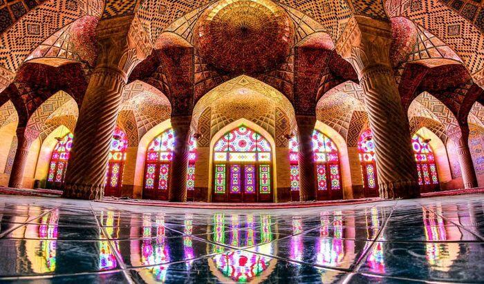 Иран XVI - XVII веков – архитектурное наследие шаха Аббаса