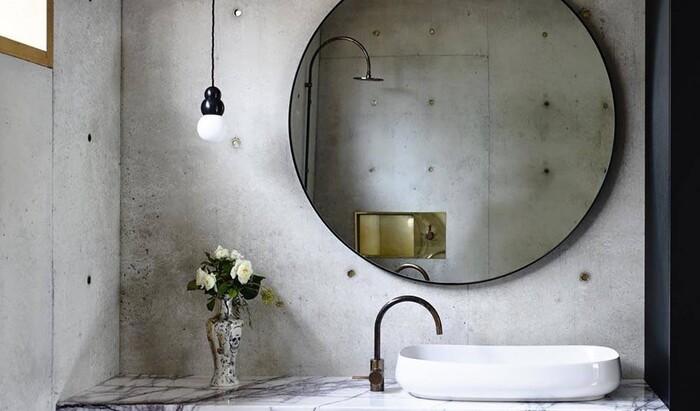 Тренды в дизайне ванной 2017: что кардинально нового, что продолжается? Примеры на фото