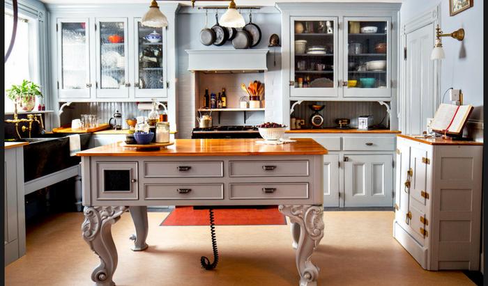 Уникальные идеи для дизайна кухонного острова