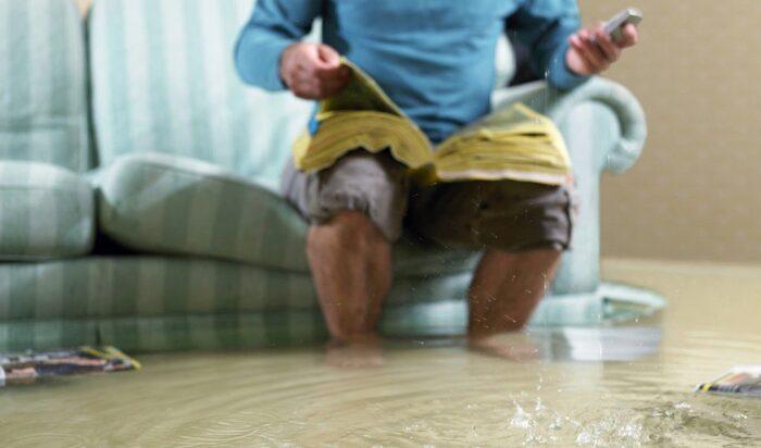 Что делать, если вы затопили соседа снизу?
