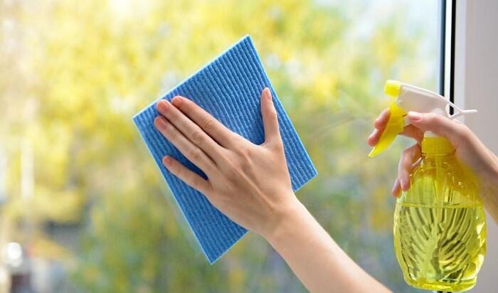 Уход за окнами после мытья: просто и эффективно
