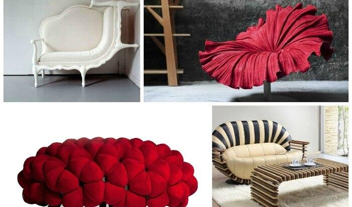 Топ самых необычных предметов мебели для дома