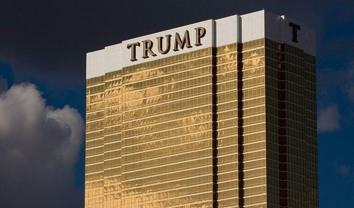Психологи рассказывают о том, почему Дональд Трамп так любит всё золотое