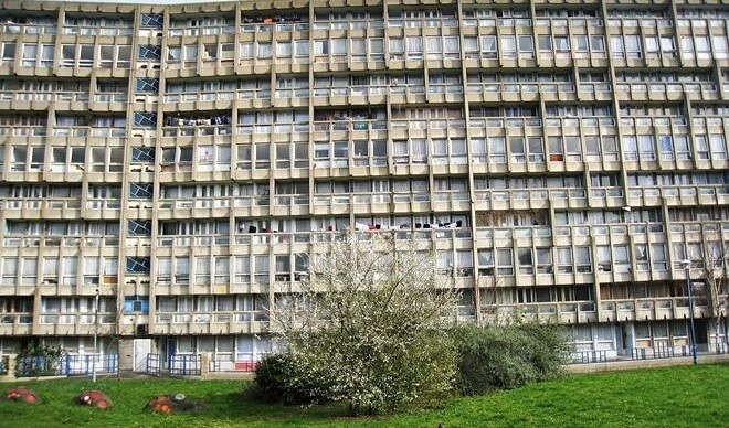 Любимое британское здание в стиле брутализм под угрозой сноса