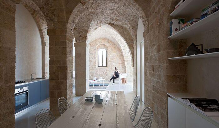 Роль арки в современном интерьере