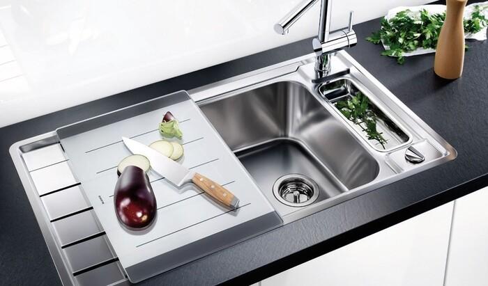 Кухонные раковины из нержавейки: долговечность, которая может быть стильной