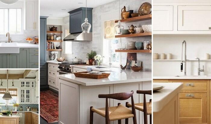 Идеи цвета кухонного гарнитура: а что подойдет вам?