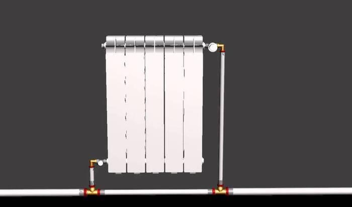 Системы теплоснабжения многоквартирного дома