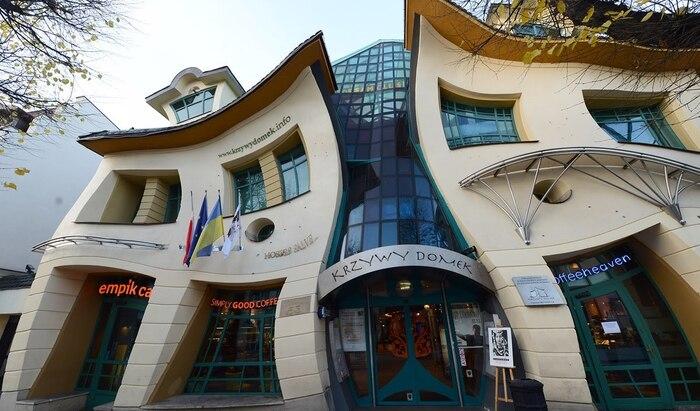 Самые странные дома со всего мира