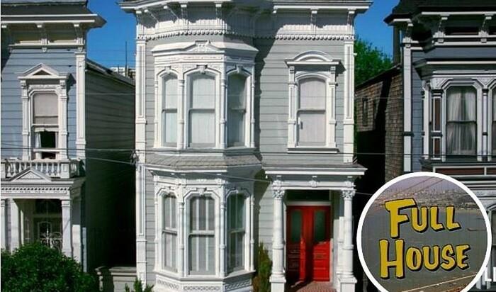 Дом из сериала «Full House»