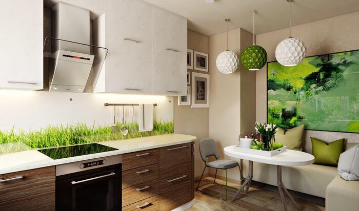 Как сделать экологический ремонт на кухне