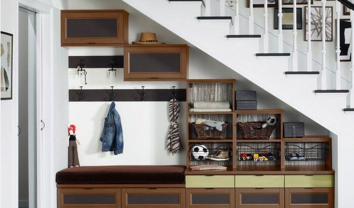 Дизайн прихожей: как расставить мебель и другие аспекты планировки