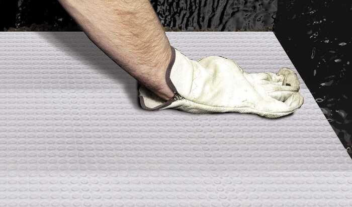 Пенополистирольная плитка для отделки потолка