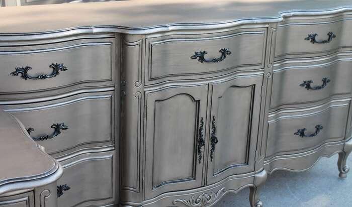 Разные финиши мебели: интересный штрих для ваших предметов мебели