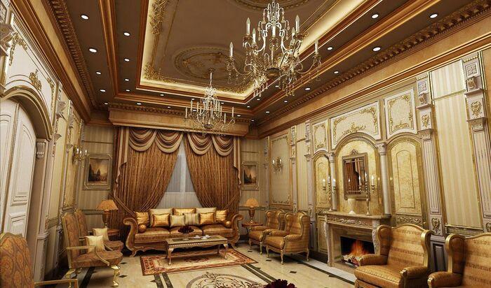 Арабский стиль в дизайне интерьера: прикоснитесь к традициям