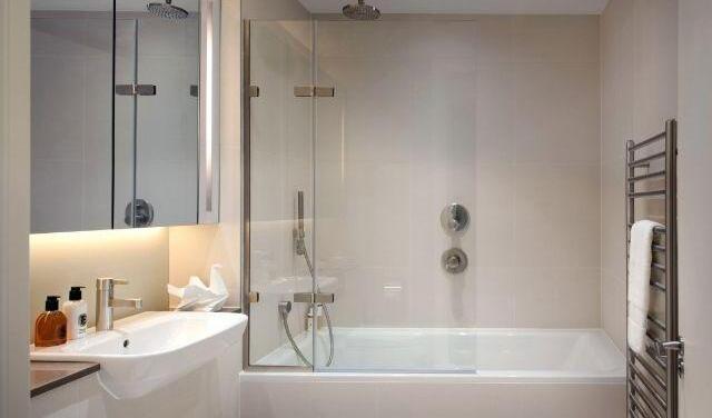 Что делать, если у вас крошечная ванная комната?