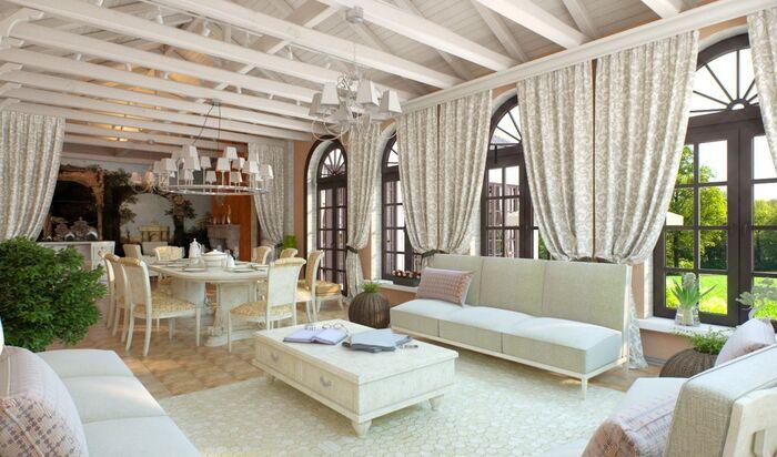 Дизайн в итальянском стиле: как выглядит средиземноморское богатство