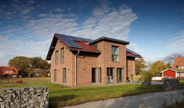 Немецкий кирпичный дом: особенности европейской архитектуры