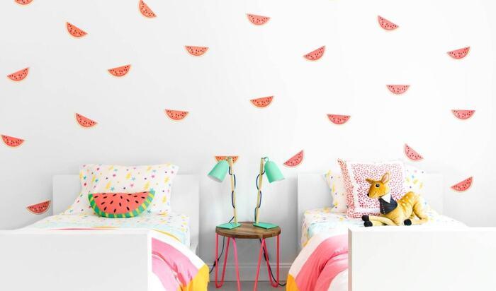 Удивительные детские спальни с уникальными дизайнерскими решениями