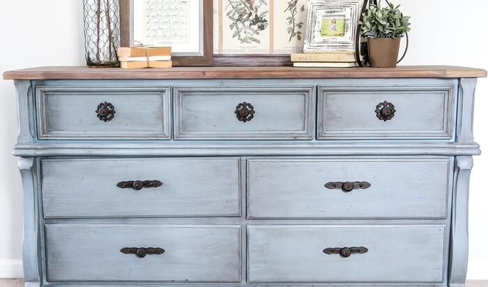 Покраска мебели: что, как и зачем?