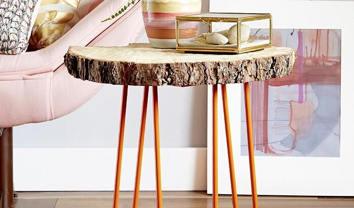 Подборка журнальных столиков: красивый и необычный предмет интерьера