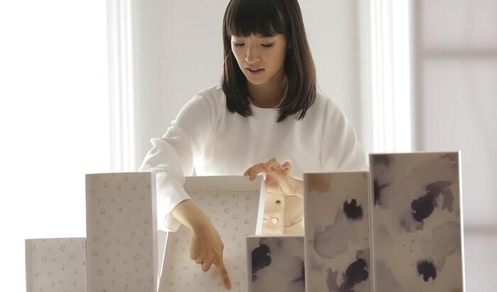 Мари Кондо запустила свой первый продукт: коробки Hikidashi