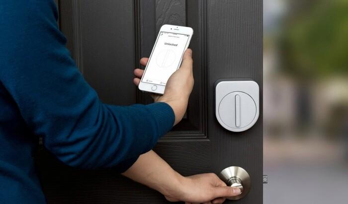 Умный дверной замок: грамотный подход к безопасности