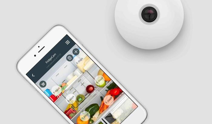 Война с пищевыми отходами имеет новое оружие: камера для холодильника