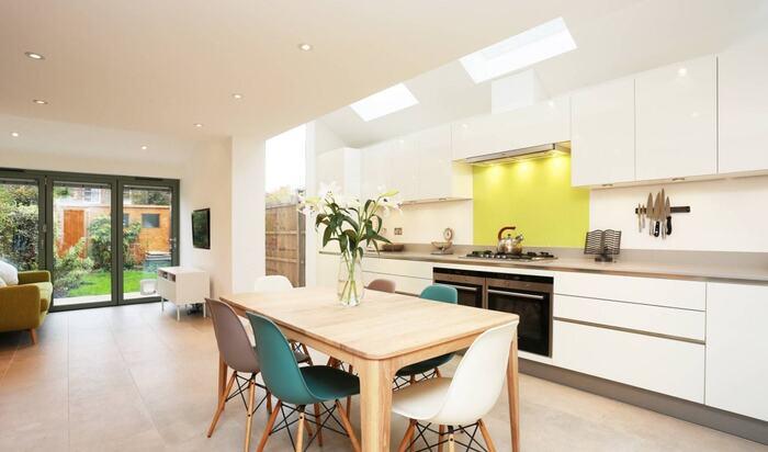 Форма и дизайн для кухонного стола
