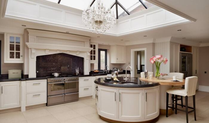 Роскошные идеи для дизайна интерьера кухни