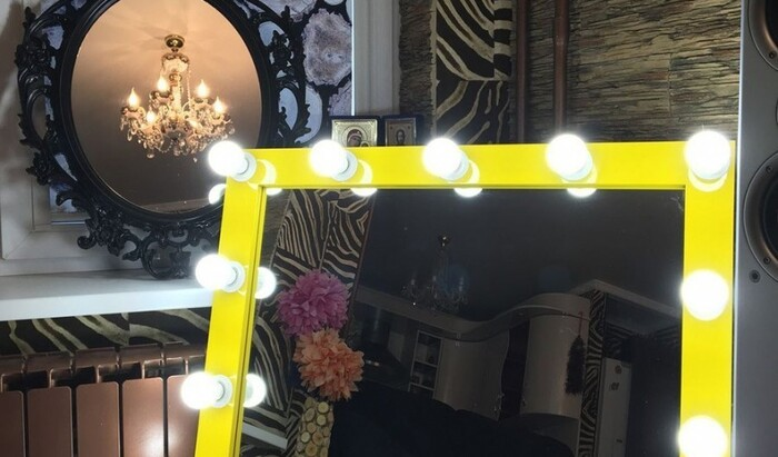 Освещение для зеркала: идеи для успешного интерьера