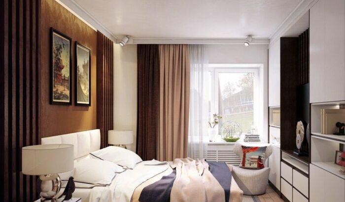 Идеи планировки для спальни: суперстильные идеи