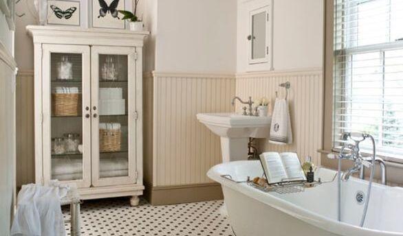 Тренды в дизайне ванной комнаты, которые не вышли из моды в 2018 году