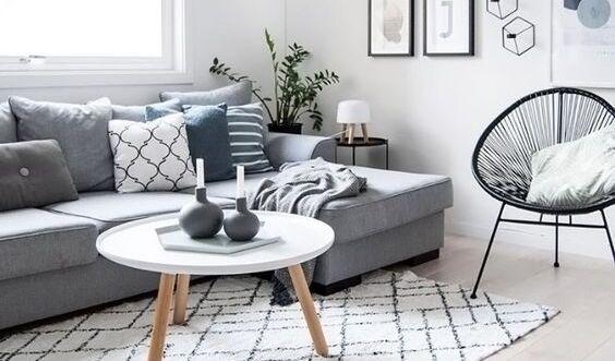 Почему скандинавский дизайн комнаты так популярен?